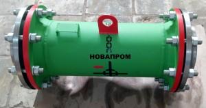 Конусный фильтр Ду150 с окраской на 450 гр. С