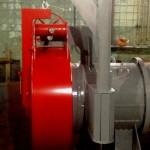 Быстроразъемный затвор Ду600 Ру63 фильтра-грязеуловителя