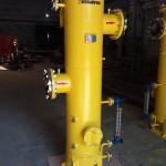 Сепаратор газовый серии ЦК DN200 PN1,6. АО Нижнекамскнефтехим