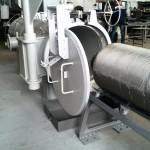 Установка картриджа в корпус фильтра грязеуловителя