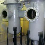 Покраска фильтров ФЖ-НП-300-16 с бугельными затворами