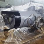 В процессе упаковки фильтр нефтяной ФЖ-НП-500