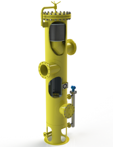 Фильтр-сепаратор газовый серии ФСГ-НП