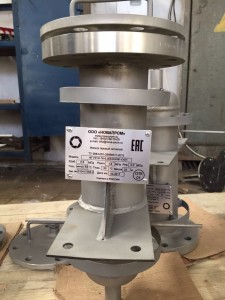 Фильтр DN6 PN16 для фильтрации 5мкм сжиженного газа t=минус 40гр., для ООО «НПП «Нефтехимия»
