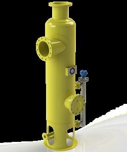 Сепаратор газовый серии СГ-НП