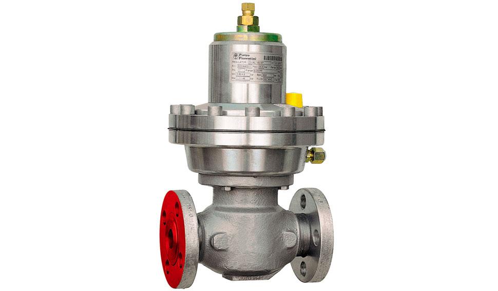 регулятор газа высокого давления