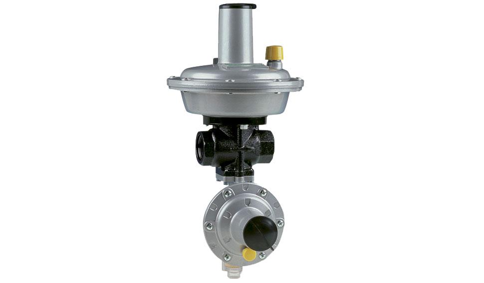 Регулятор давления газа прямого действия Dival 500 Fiorentini (Фиорентини)