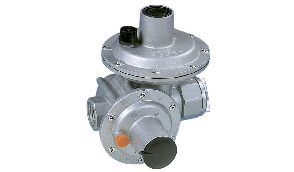Бытовой регулятор давления газа серии С Fiorentini / Фиорентини