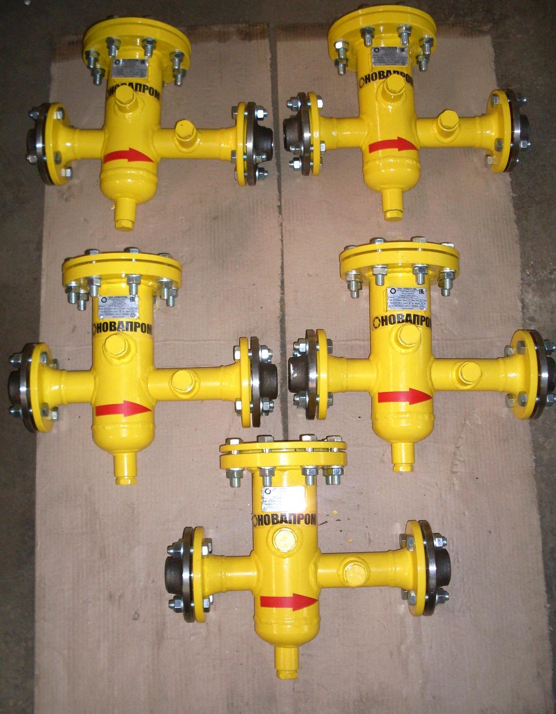Фильтр газовый ФГ-НП