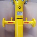 Фильтр газовый сетчатый тонкой очистки