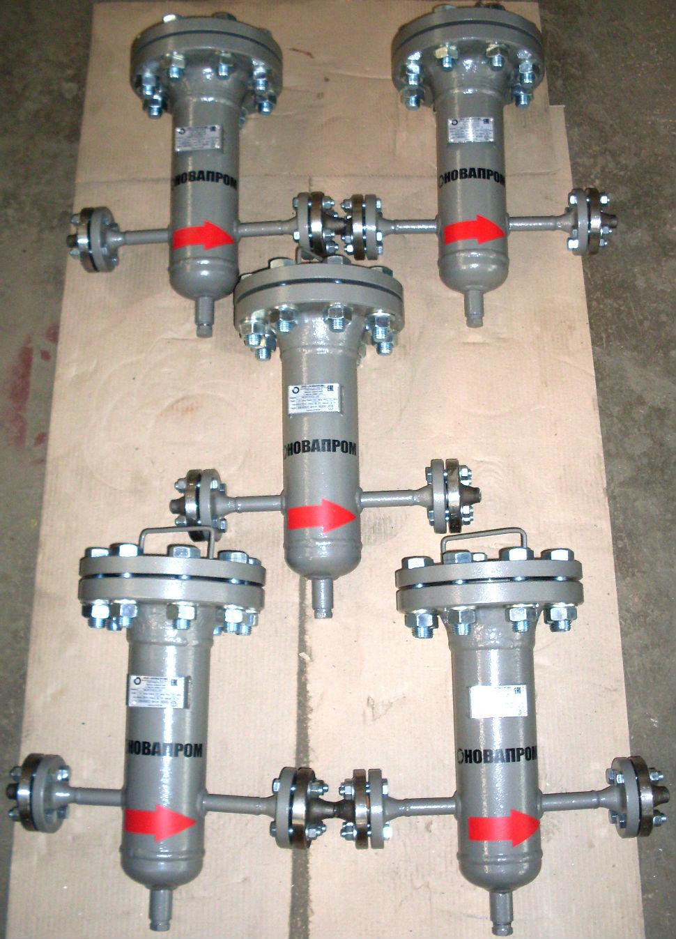 Фильтр очистки дизельного топлива