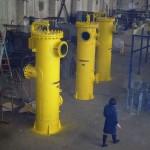 Фильтр-сепаратор газовый