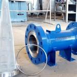Фильтр жидкостный конусный ФЖ-НП-К Ду250 Ру10,0 МПа