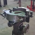 Бугельная быстросъемная крышка DN250 PN16 МПа для вертикального сосуда