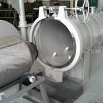 Крышка бугельная DN800 PN1.6 MPa