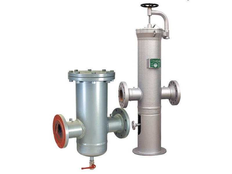Фильтр газа KSI - Heat exchangers Fiorentini (Фиорентини)