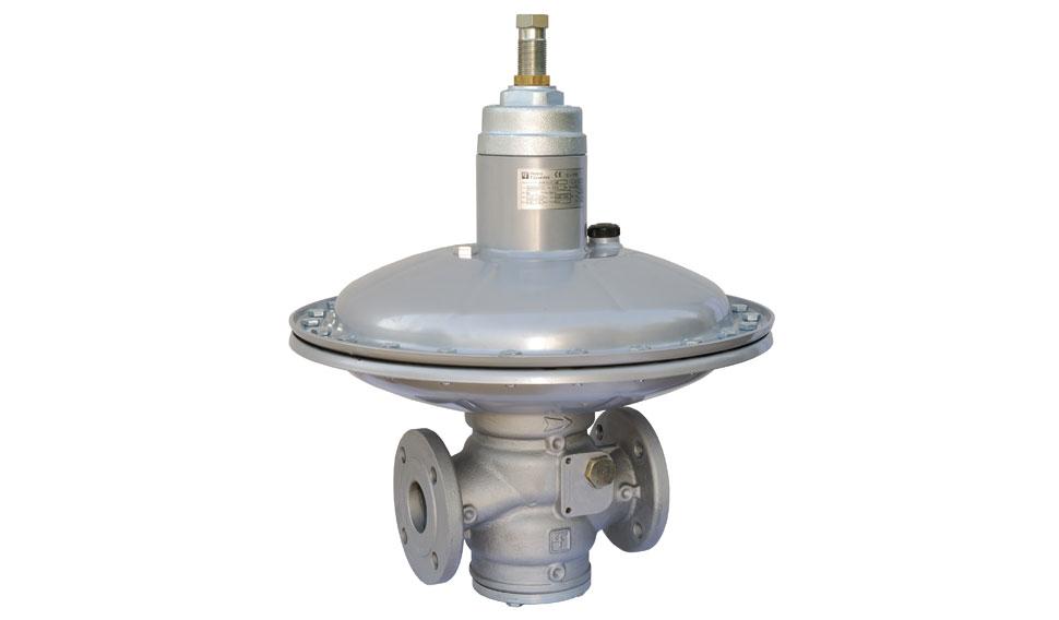 Регулятор давления газа серии Norval 608 (Pietro Fiorentini)
