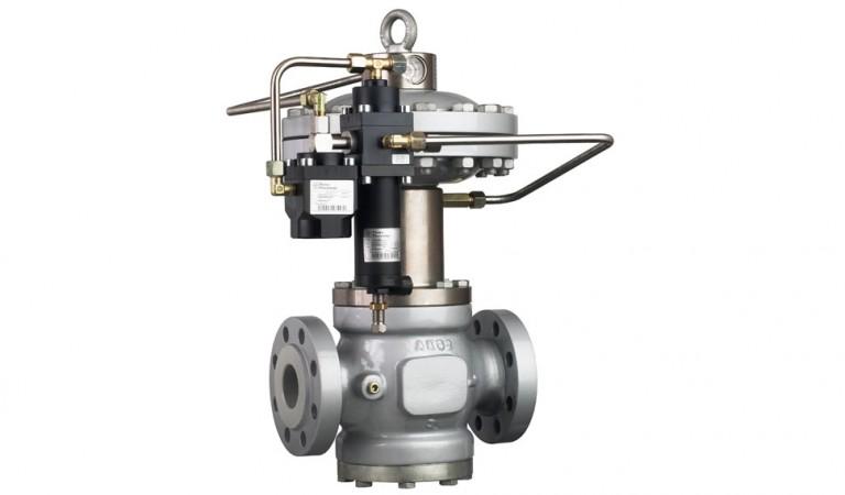 Регуляторы давления газа пилотного действия серии Reflux 819 (Pietro Fiorentini)