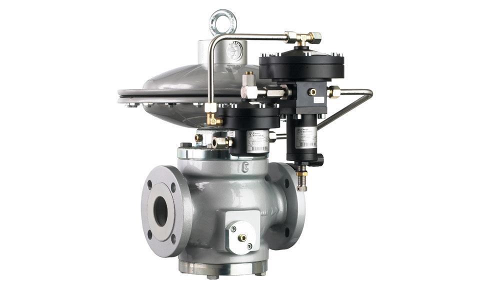 Регулятор давления газа Pietro Fiorentini серия Reflux 819/FO
