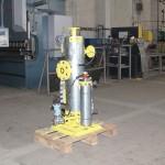 Сепаратор газовый центробежный