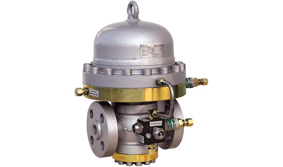 Регулятор давления газа высокого давления
