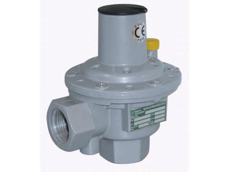 газовый предохранительный сбросный клапан